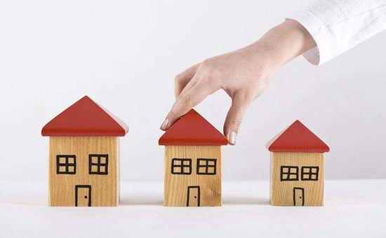 二手房价格,房价格涨幅