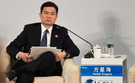 方星海,中国证监会,证券期货,期货市场,国民教育