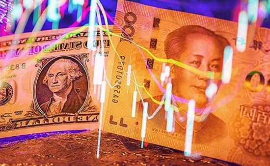 离岸人民币对美元汇率,公募基金