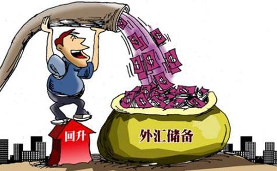 中国外汇储备,外汇储备