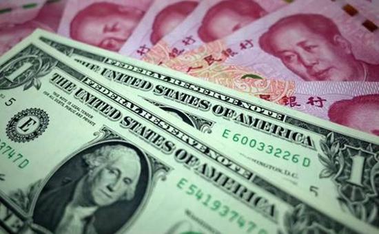 在岸人民币和离岸人民币,离岸人民币对美元汇率,在岸人民币